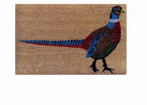 Besp-oak Pheasant Door Mat