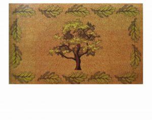 Besp-oak Tree Door Mat