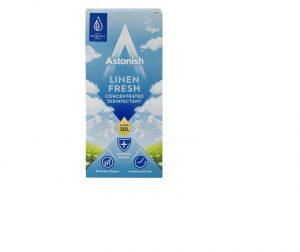 Astonish Multi-Use Disinfectant Linen Fresh 500ml