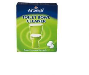 Astonish Toilet Cleaner Tablets x 10