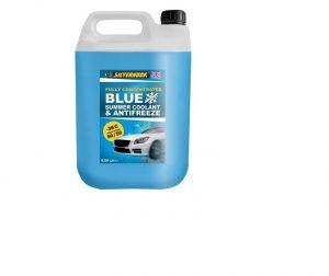 SilverHook Concentrated Antifreeze – Blue 4.5 litre