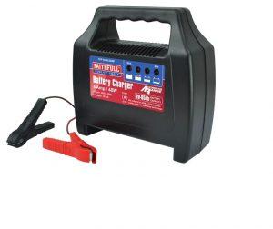 Faithfull Vehicle Battery Charger 20-65Ah 4 amp