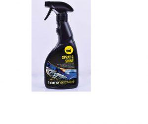 HomeHardware Spray & Shine Wax 500ml