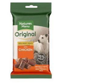Natures Menu Dog Treats Chicken 60g