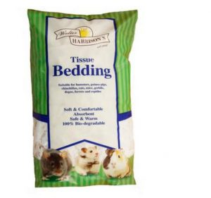 Harrisons Small Animal Tissue Bedding Small 77-80g