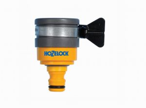 Hozelock Round Mixer Tap Connector 14-18mm