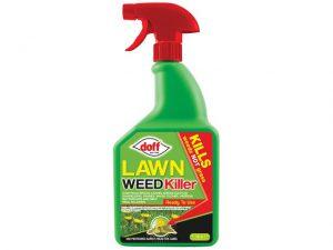 Doff Lawn Weeder Ready to Use 1L