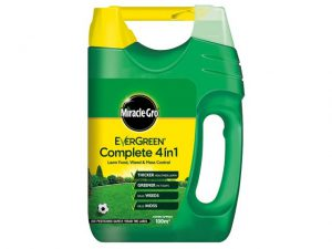 Miracle-Gro Complete + Spreader 100m2