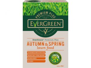 Levington Evergreen Premium + Autumn & Spring Lawn Food 2kg