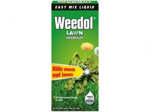 Weedol Lawn Weedkiller Concentrated 500ml