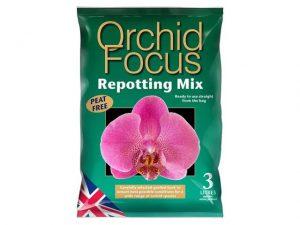 Orchid Focus Repotting Mix 3L