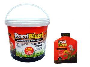BuySmart Rootblast Weedkiller Sachet Tub