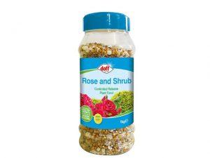 Doff Controlled Release Rose & Shrub Fertiliser 1kg