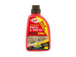 Doff Path & Patio Weedkiller Concentrated 1L