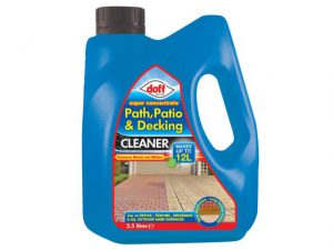 Doff Super Concentated Path Patio + Decking Cleaner