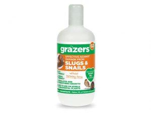 Grazers G2 Slug & Snail Repellent 350ml Concentrated