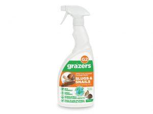 Grazers G2 Slug & Snail Repellent 750ml Ready To Use