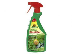 Neudorff Superfast Long Lasting Weed Killer Ready to Use 750ml