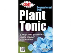 Doff Sequestered Iron Plant Tonic x 5 Sachets