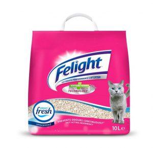 Felight Concrete Cat Litter 10L