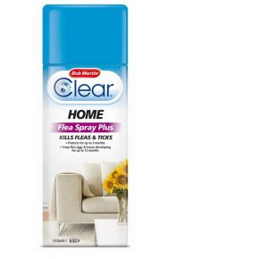 Clear Home Flea Spray Plus with IGR 500ml