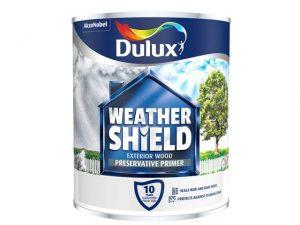 Dulux Weathershield Exterior Preserver/ Primer 750ml