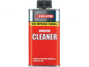 Evostik 191 Adhesive Cleaner For Solvented Adhesives 250ml