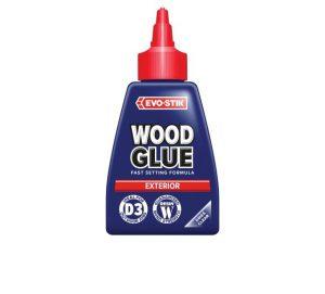 Evostik Wood Glue Exterior 125ml