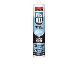 Soudal Fix All Crystal Clear 290ml
