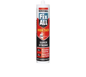 Soudal Fix All High Tack White 290ml