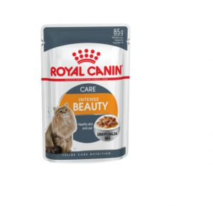 Royal Canin Beauty Care (in gravy) Wet Cat Food Pouch 85g