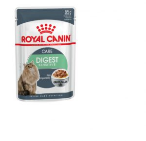 Royal Canin Digest Sensitive Care (in gravy) Wet Cat Food 85g