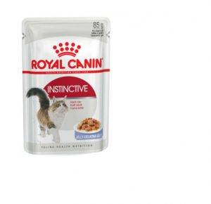 Royal Canin Instinctive (in jelly) Wet Cat Food Pouch 85g