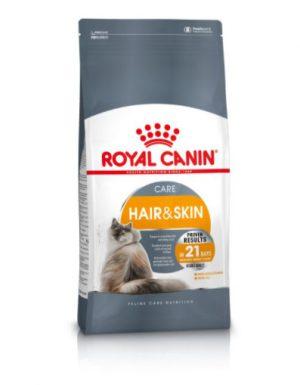 Royal Canin Hair & Skin Care Dry Cat Food 400g