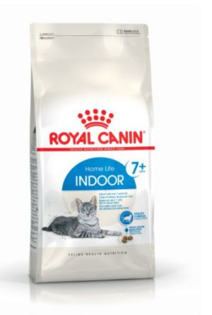 Royal Canin Indoor 7+ Dry Cat Food 400g