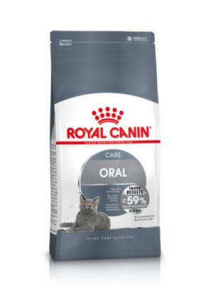 Royal Canin Oral Care Dry Cat Food 400g