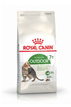 Royal Canin Outdoor 7+ Dry Cat Food 400g