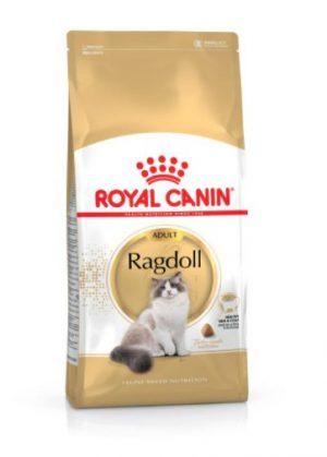 Royal Canin Ragdoll Adult Dry Cat Food 400g