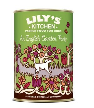 Lilys Kitchen An English Garden Party 400g