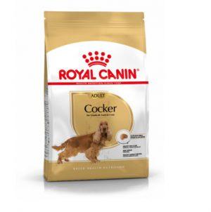 Royal Canin Cocker Adult Dry Dog Food 3kg