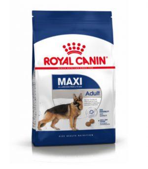 Royal Canin Maxi Adult Dry Dog Food 4kg