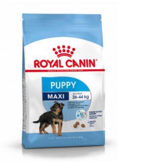 Royal Canin Maxi Puppy Dry Dog Food 4kg