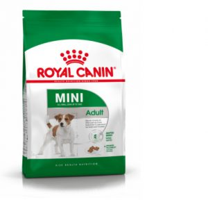 Royal Canin Mini Adult Dry Dog Food 4kg