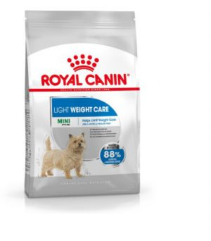 Royal Canin Mini Light Weight Care Dry Dog Food 3kg