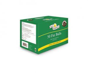 Harrisons Fat Balls (50 Value Box) 85g