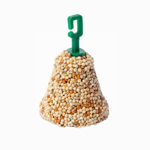 Johnsons Seed Bell for Budgies, Parakeets etc 24g