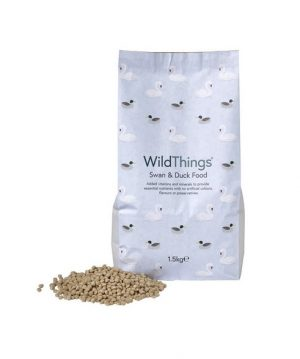 Wild Things Swan and Duck Food 1.5kg