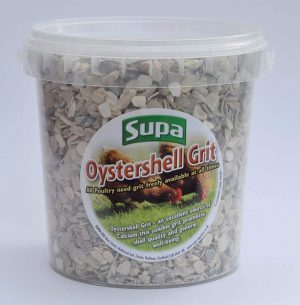 Supa Oyster Shell Grit 1L