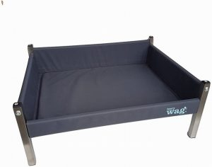 Henry Wag Elevated Dog Bed – Small