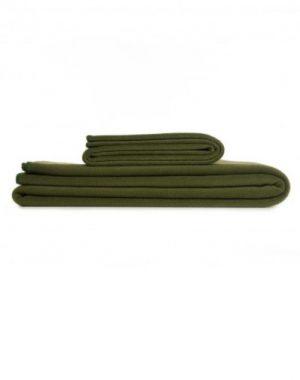Tweedmill Fleece Blanket Sage 145x200cm